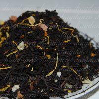 черный чай дыня со сливками